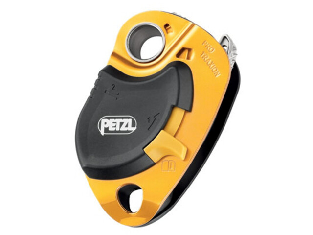 Petzl Pro Traxion Rebrulle